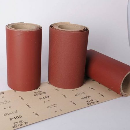 Sanding Machine Sandpaper Rolls